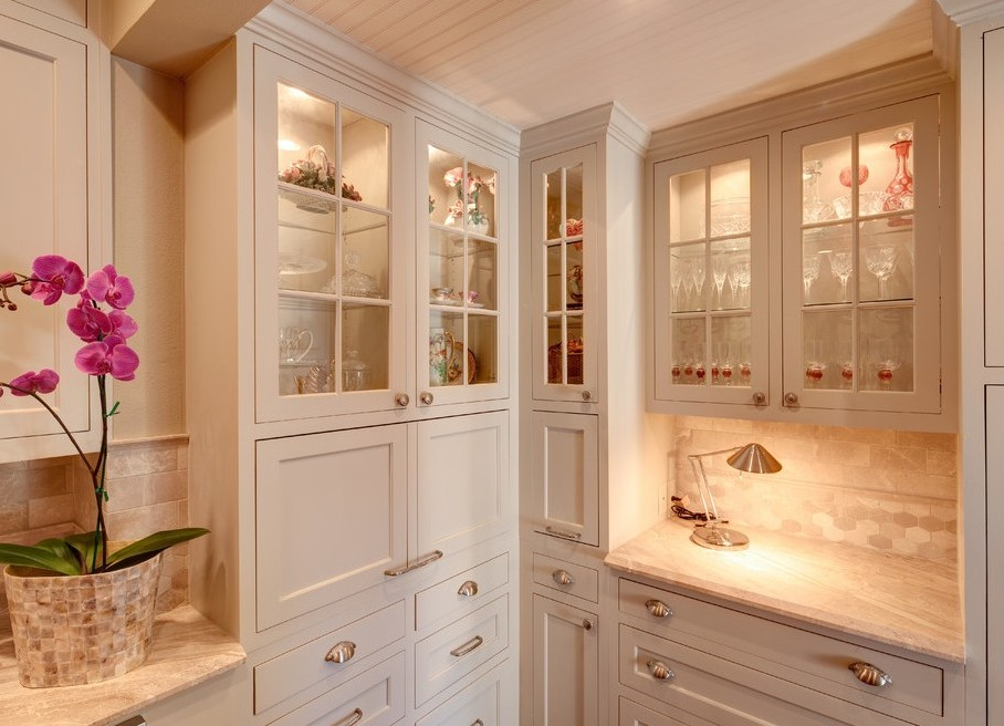 Шкафы для посуды