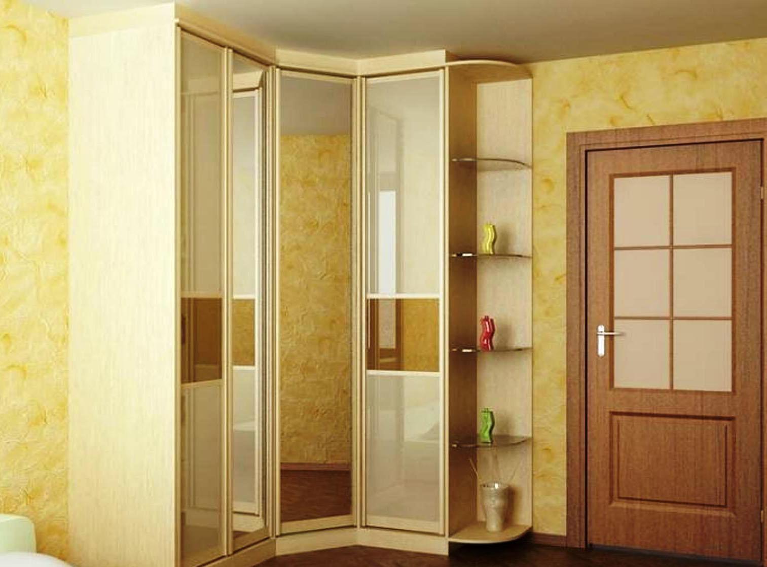 Шкафы купе глубиной 40 см