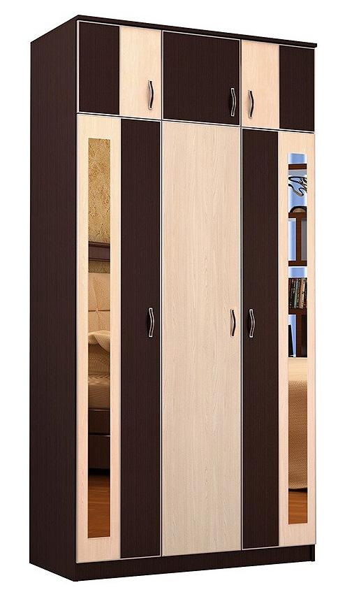 Шкафы в прихожую с распашными дверями