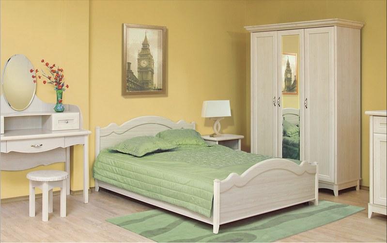 Спальни модульные и комплектом