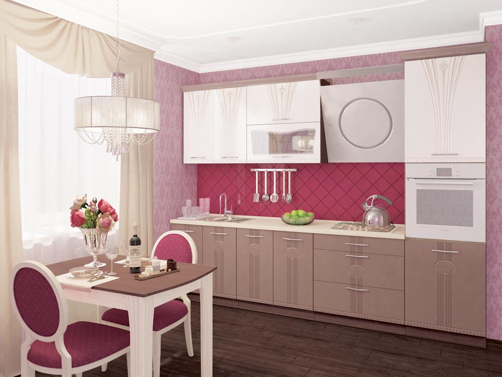 Стильная кухня дизайн