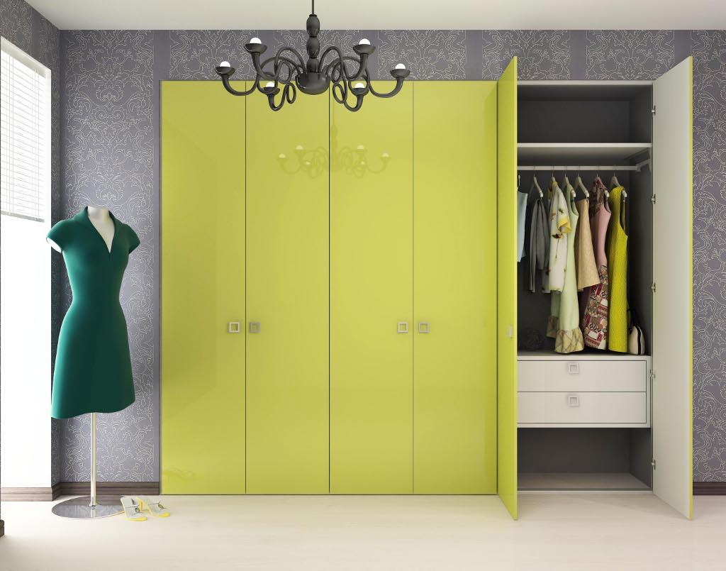 Распашной шкаф в прихожую, каких вариантов бывает, а также и.