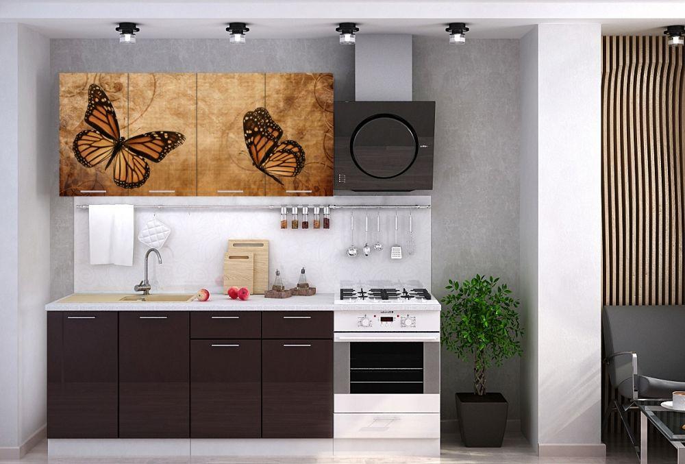 Вариант мебели в кухню