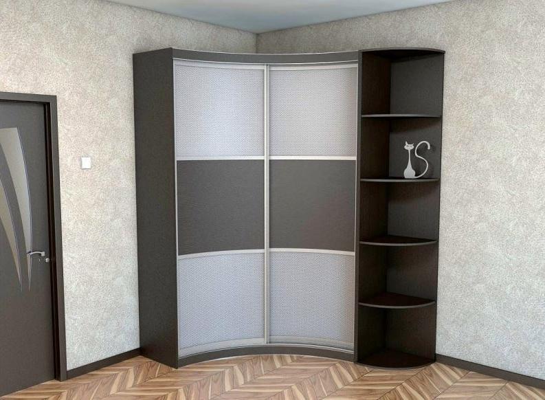 Вогнутый шкаф