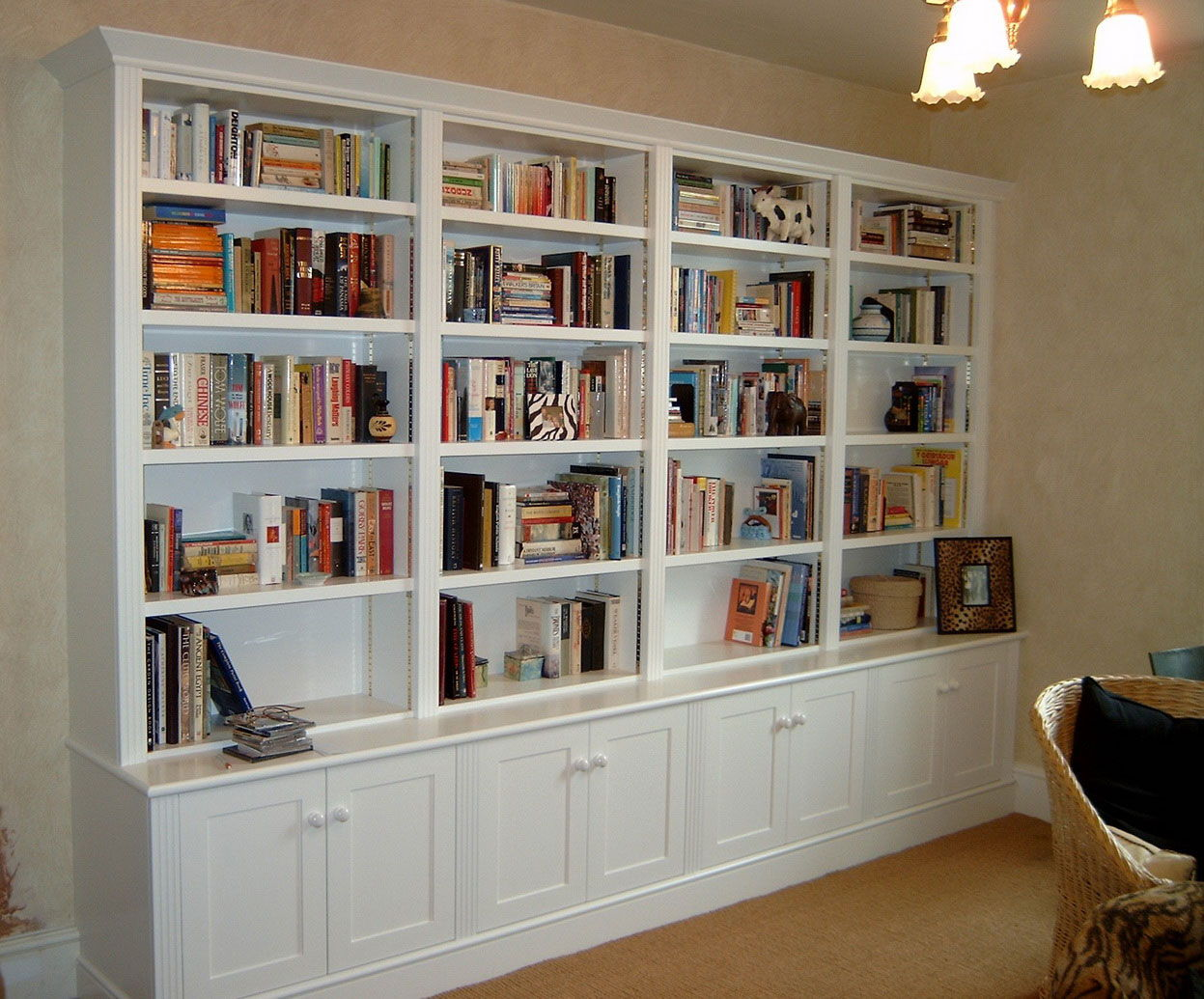 Выбор мебели в гостиную