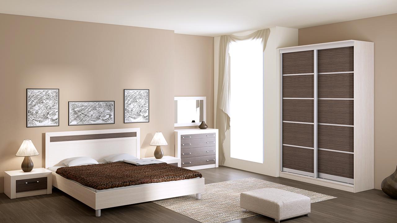 Выбор мебели в спальне
