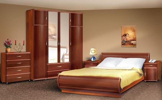 Выбор шкафа в спальню