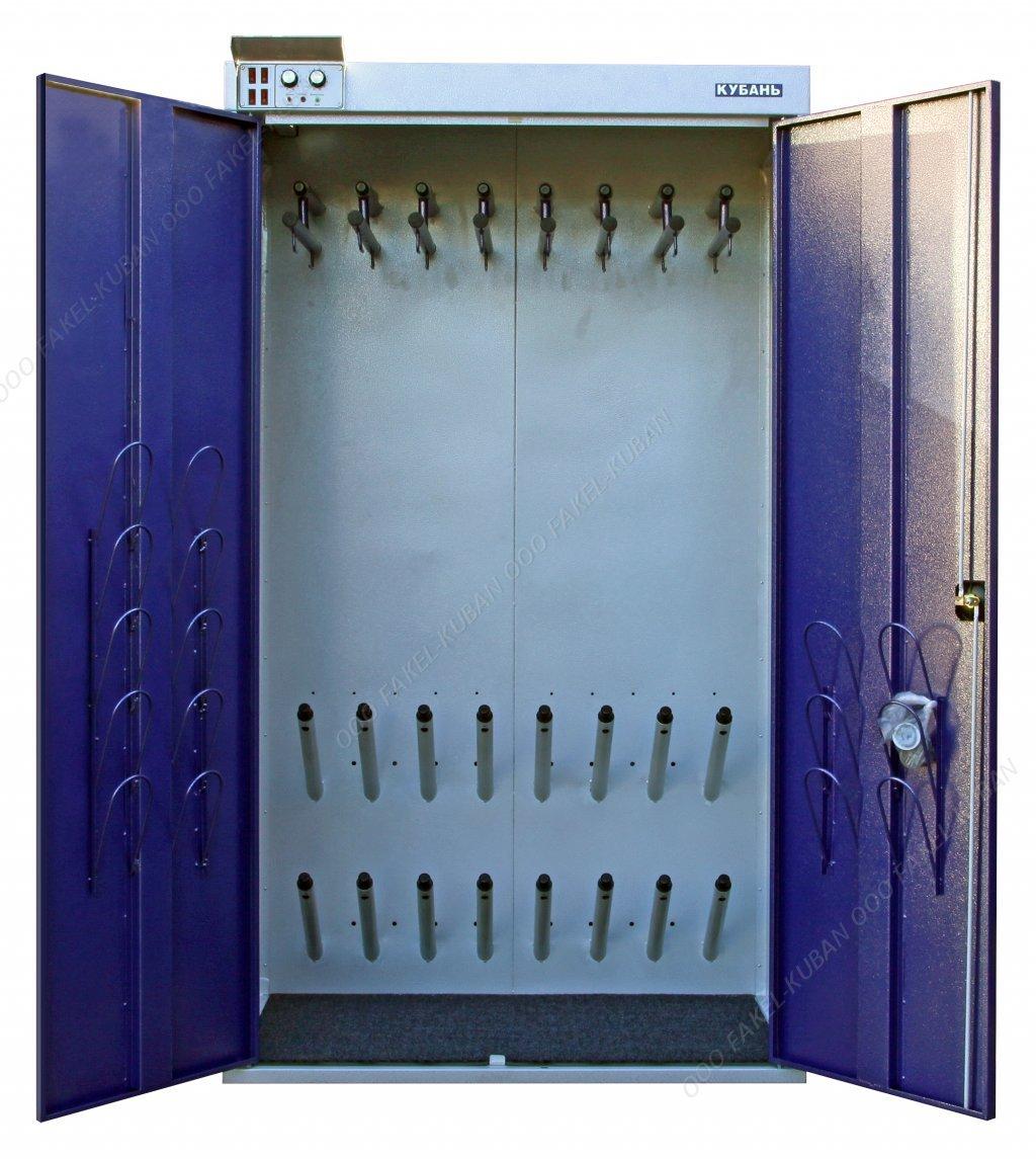 Закрытый сушильный шкаф
