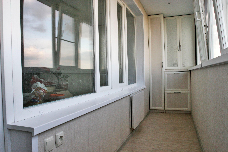 Балконная система хранения