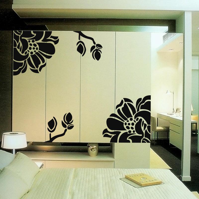 Дизайнерское оформление шкафа