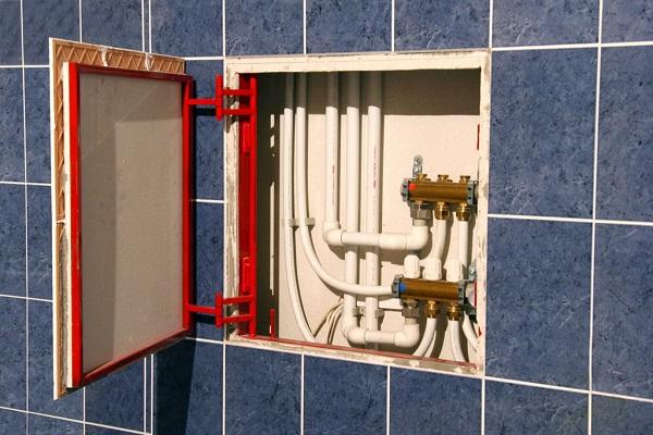 Функциональная и удобная ванная комната