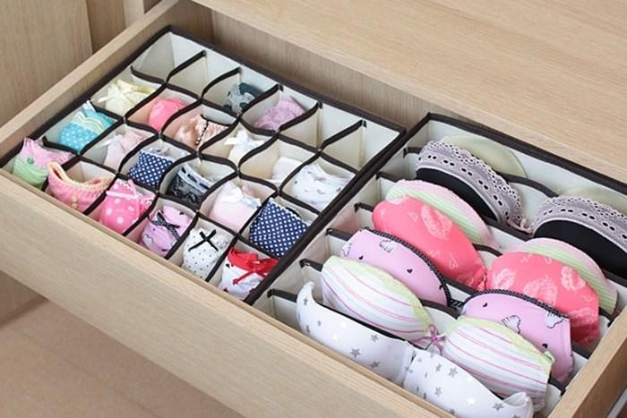 Хранение белья
