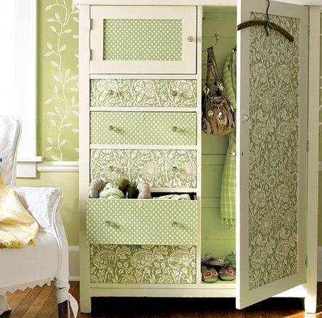 Как изменить вид шкафа