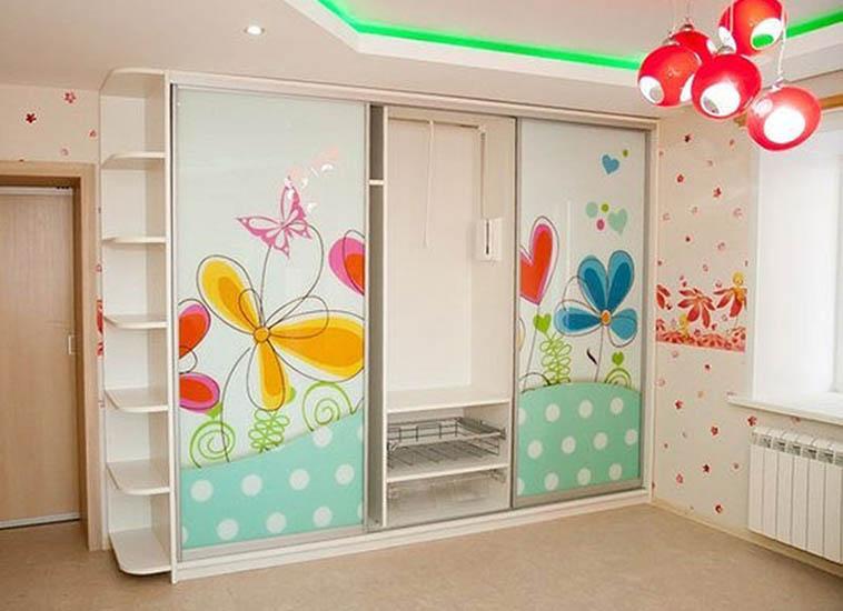 Как правильно выбрать детский шкаф для одежды с интересным дизайном