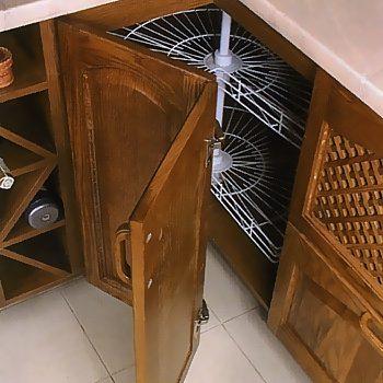 Как сделать дверцы на кухонный шкаф