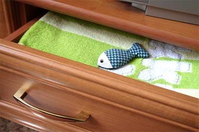 Как улучшить запах в шкафу