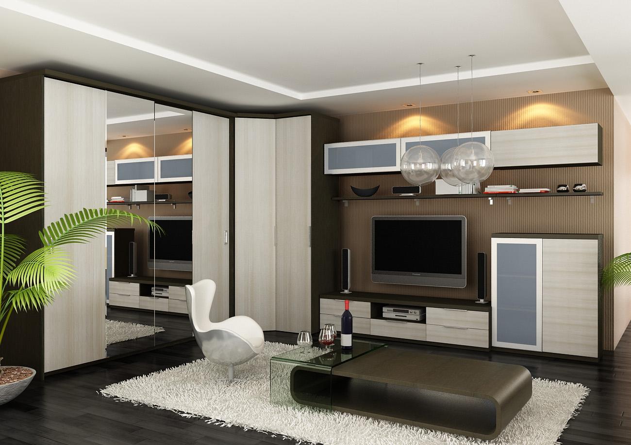 Как выбрать модульную мебель в гостиную