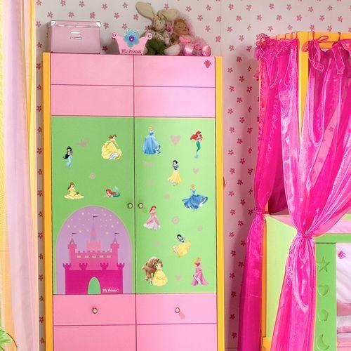 Картинки для комнаты девочки