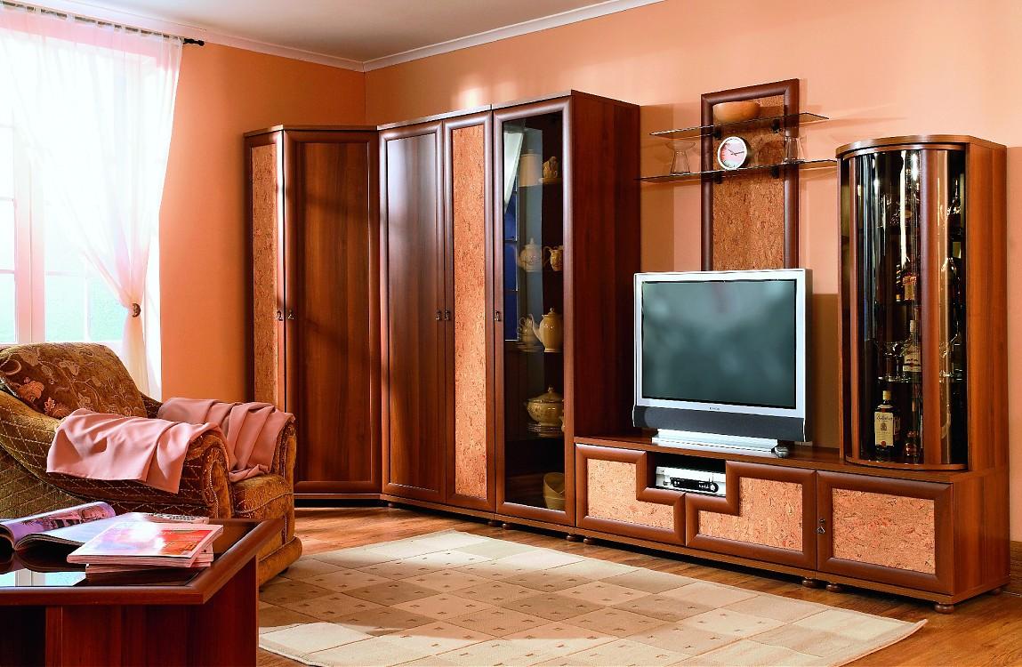 Коллекция мебели для гостиной