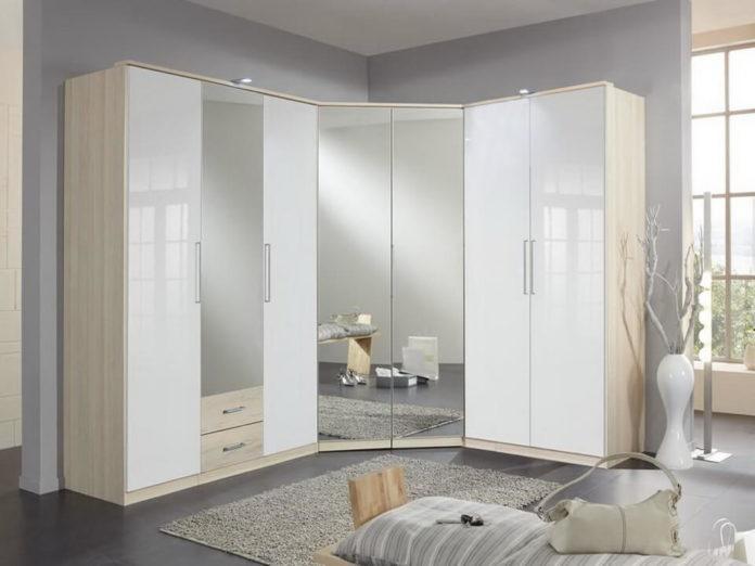 Конструкционные особенности белого шкафа