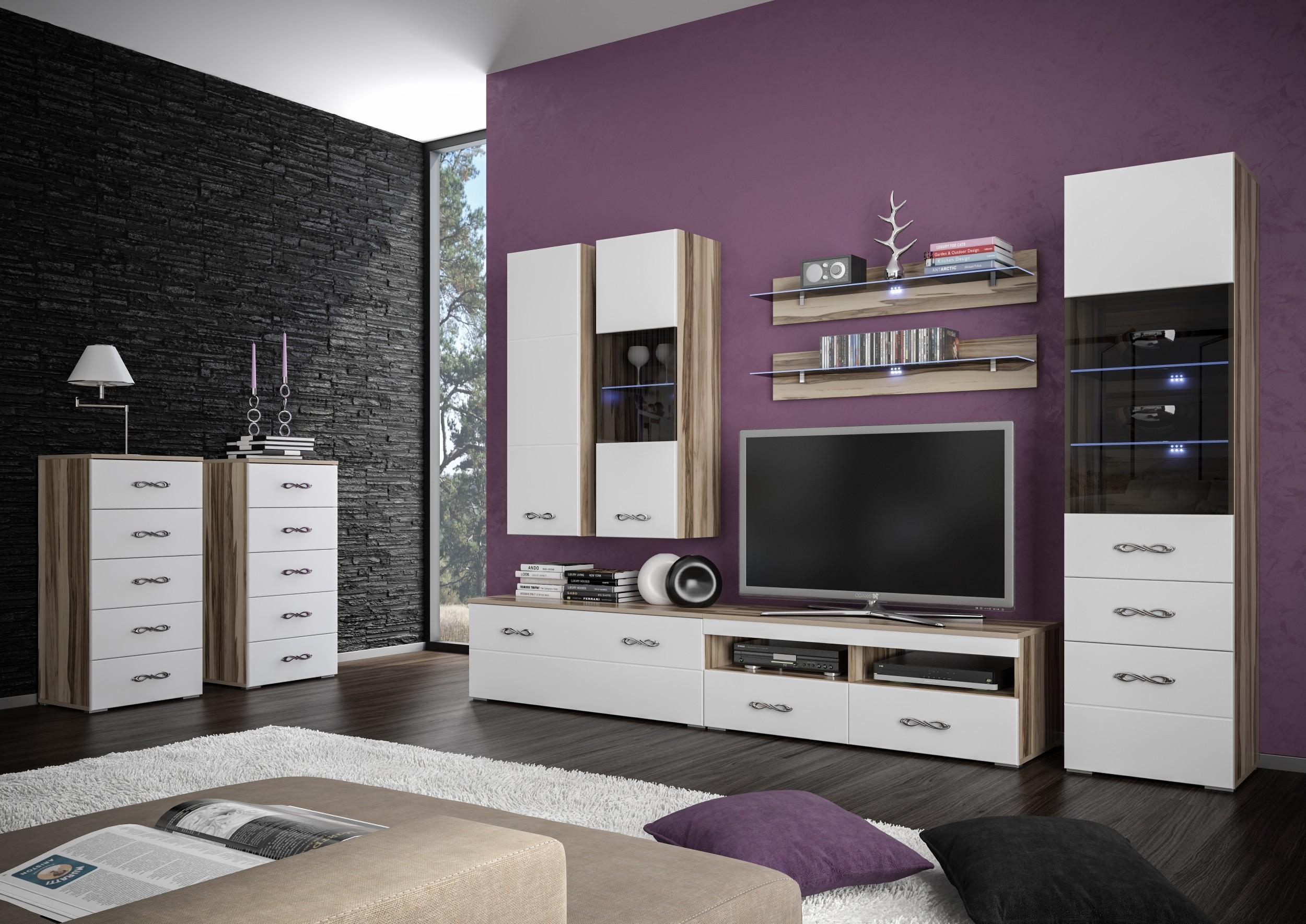 Мебель с местом под телевизор