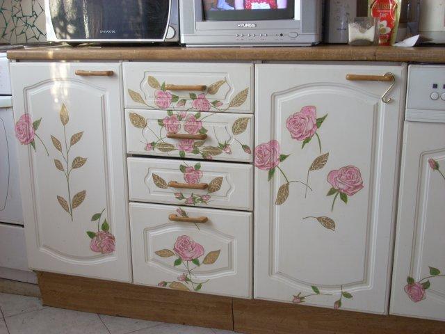 Мебель с орнаментом