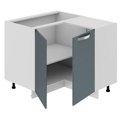 Напольный угловой шкаф