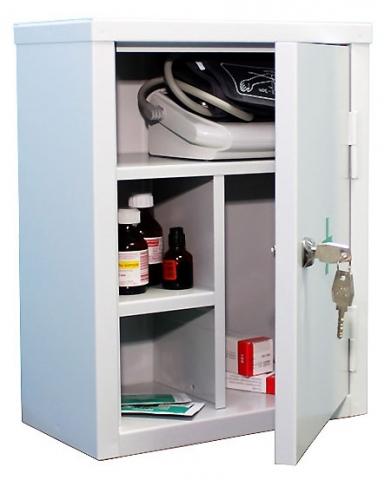Небольшой шкаф медицинский
