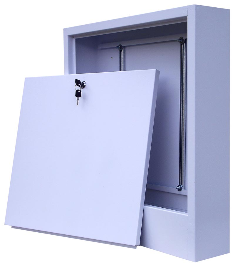 Ящик для теплого пола