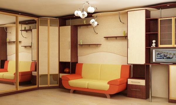 Подбор мебельных элементов