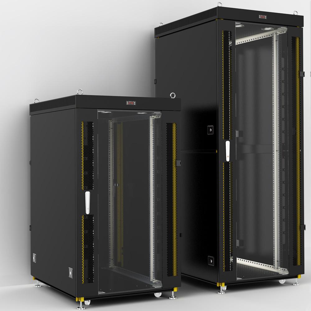 Размеры серверных шкафов