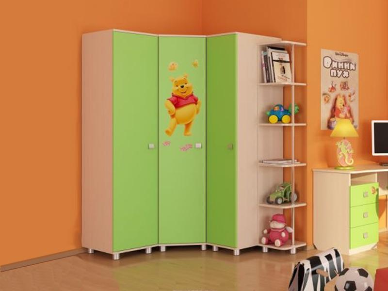 Шкаф для детской угловой