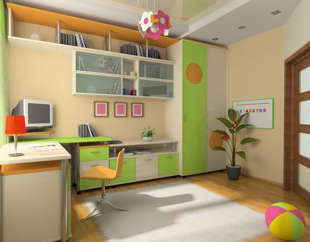 Шкаф для одежды как часть конструкции