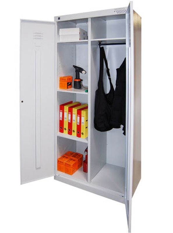 Шкаф металлический сборный
