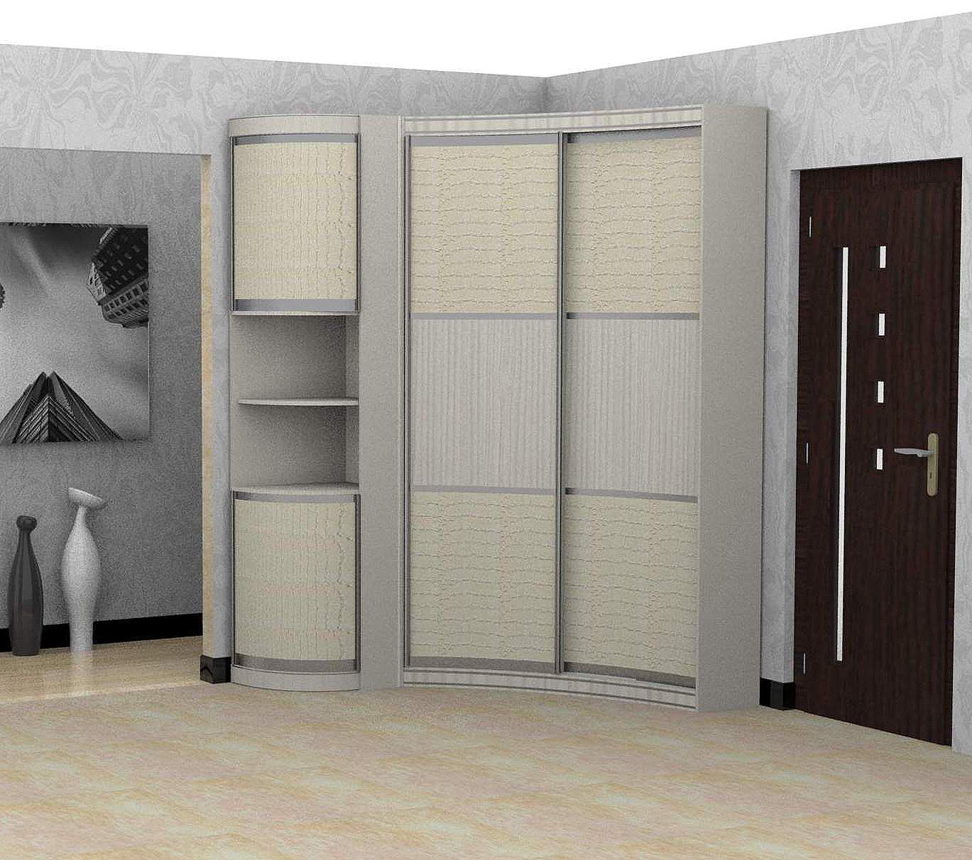 Шкаф с дополнительными элементами