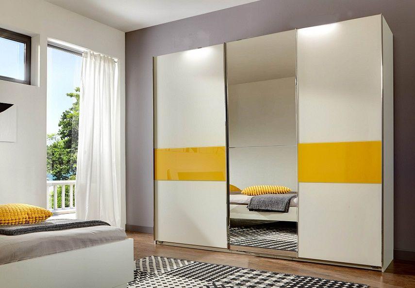 Шкаф с подвесной дверью