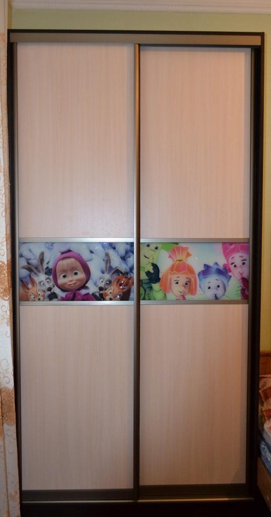 Шкафчик в детскую
