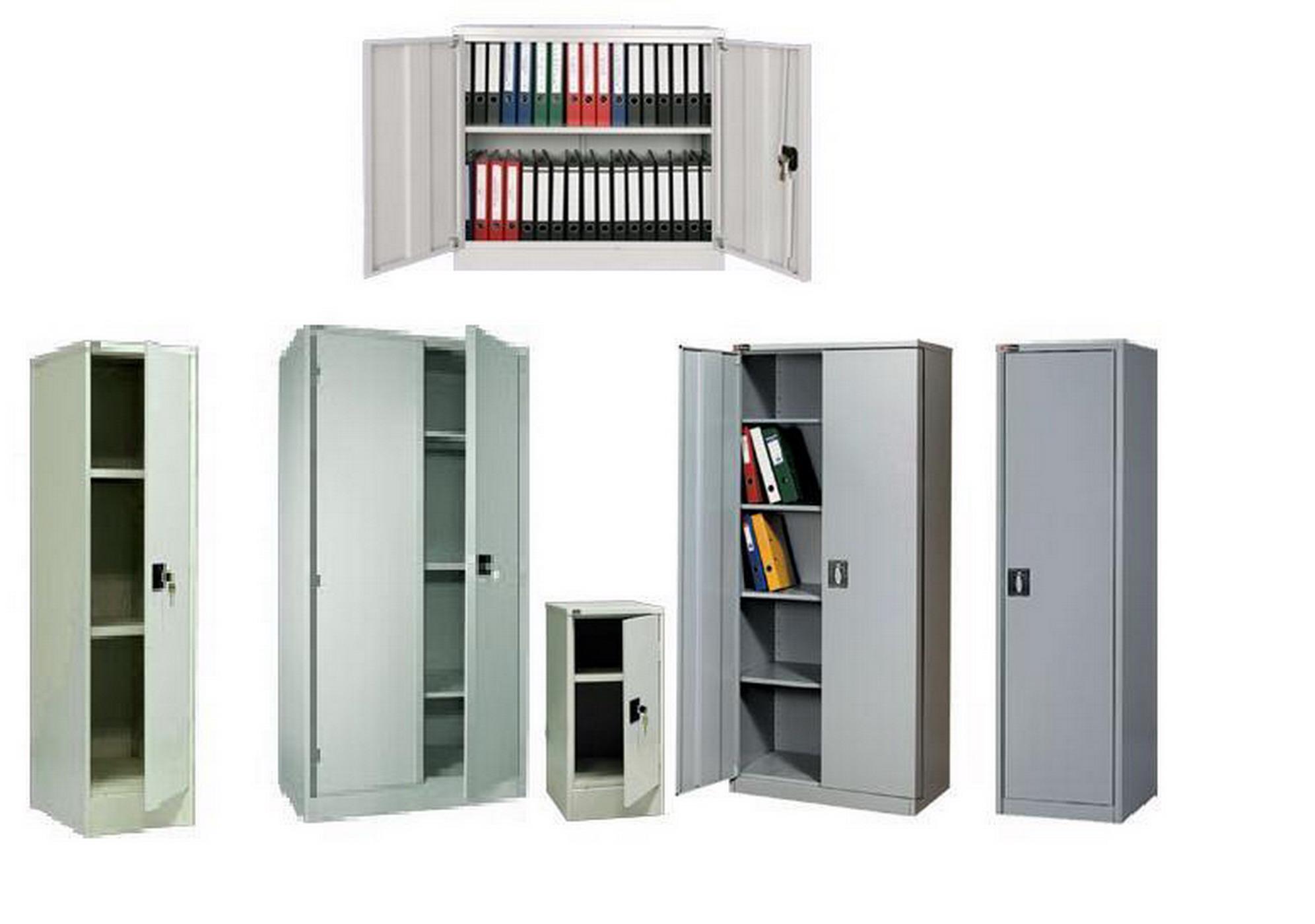 Шкафы из металла