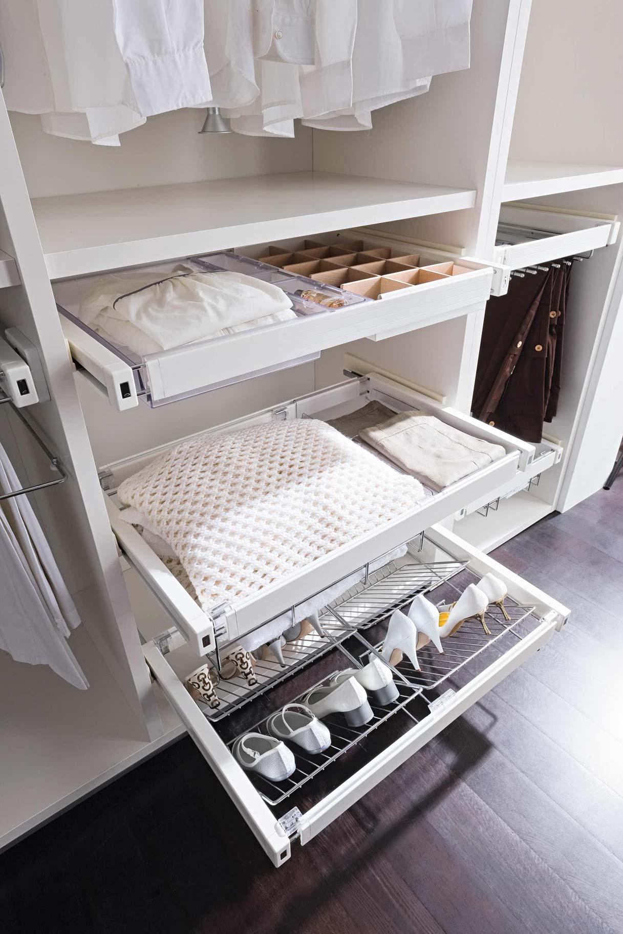 Система хранения шкафа