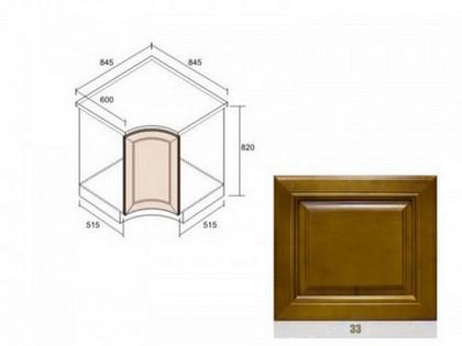 Стандартный размер шкафа