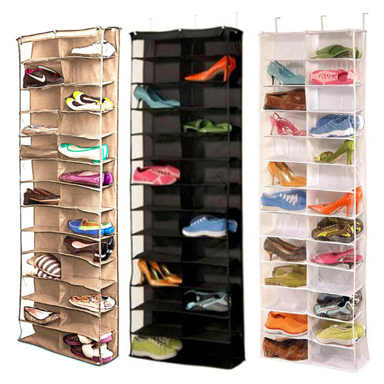 Тканевые органайзеры для обуви