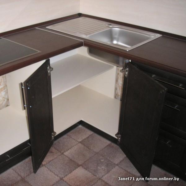 Удобство кухонного шкафа