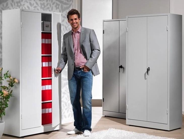 Удобство шкафов для документов
