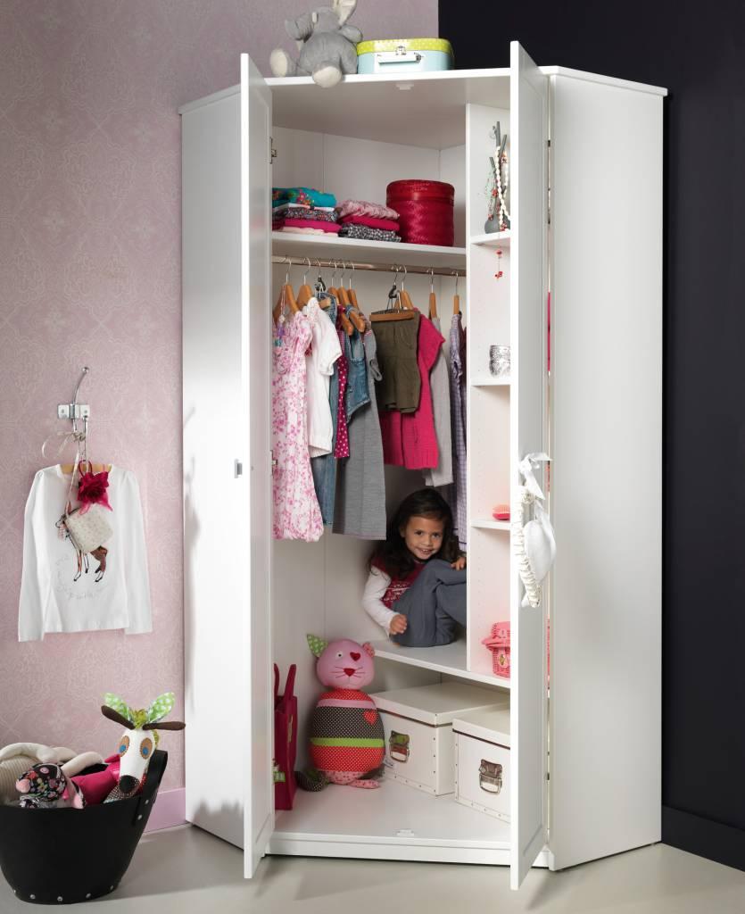 Вариант распашного шкафа