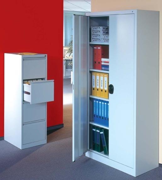 Виды шкафов для офиса