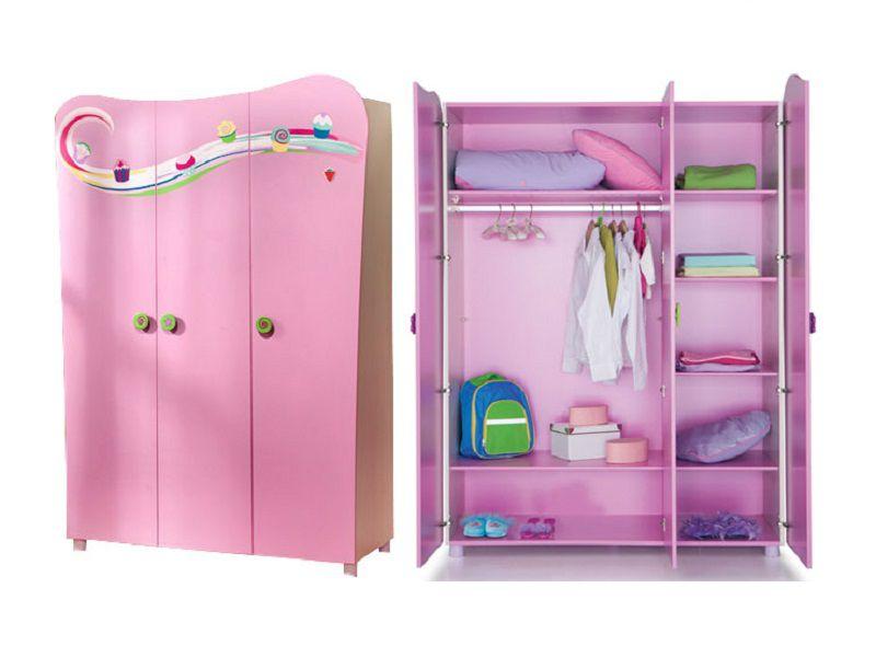 Выбор шкафа в детскую