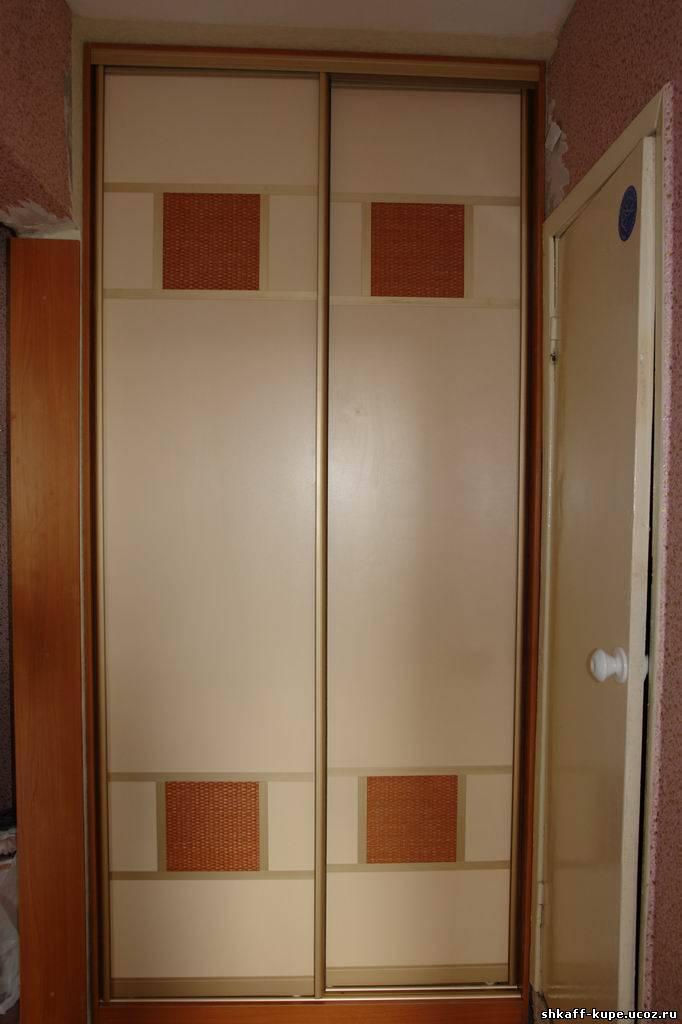 Высокий шкаф купе