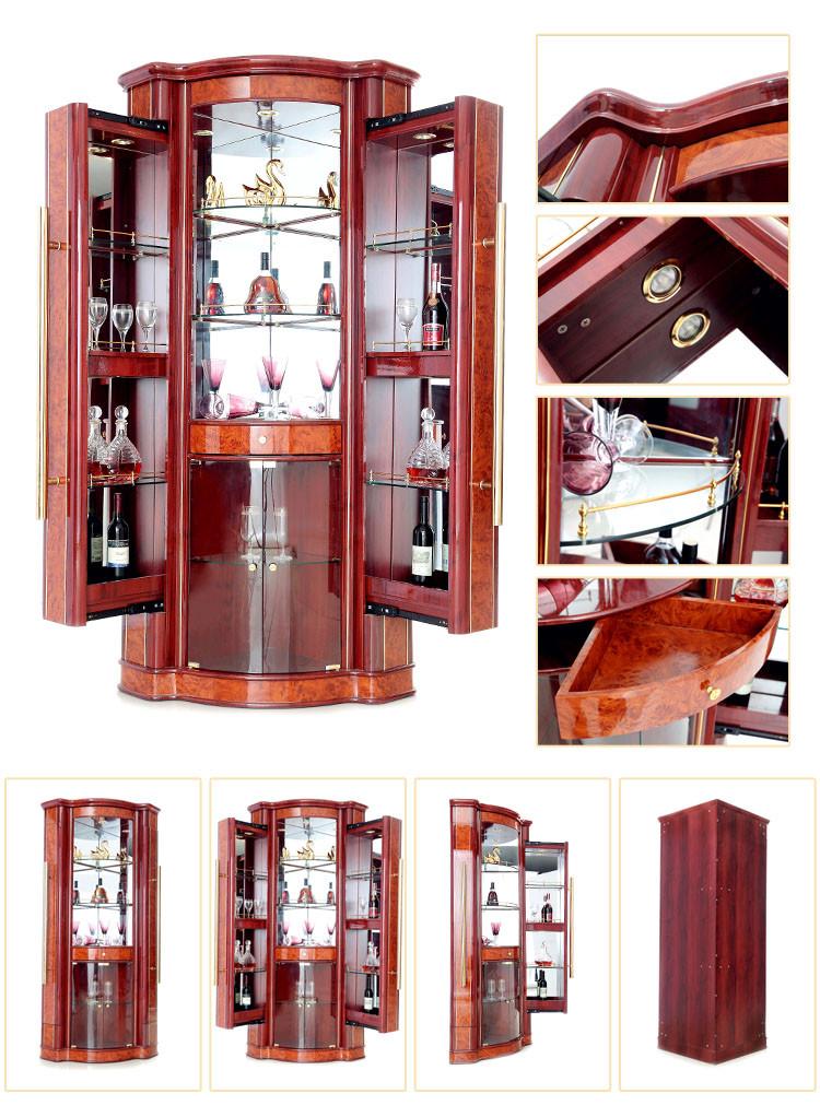 Барный шкаф модерн