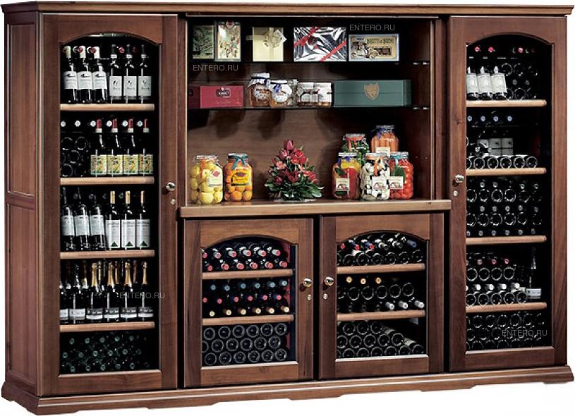 Большой барный шкаф