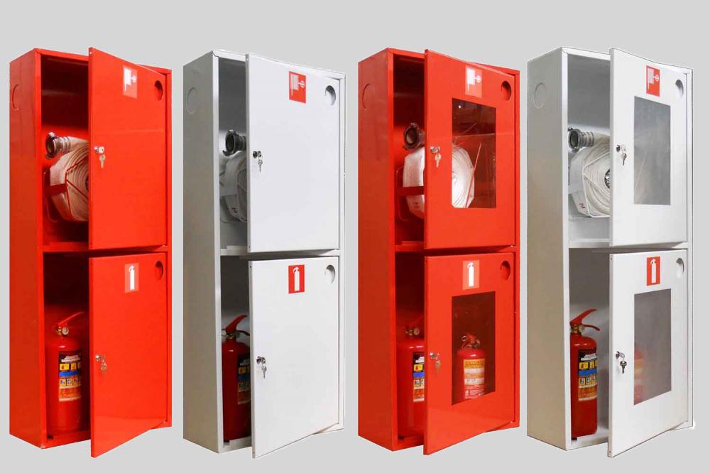 Что такое пожарный шкаф